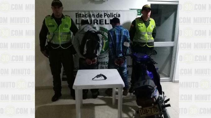 Porte_ilegal_Laureles