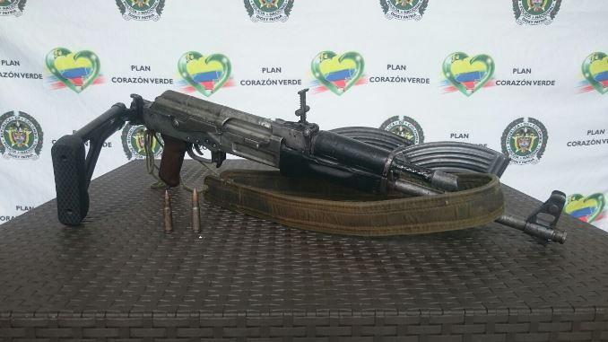 Continúa la ofensiva contra la delincuencia en Belén y el corregimiento de Altavista