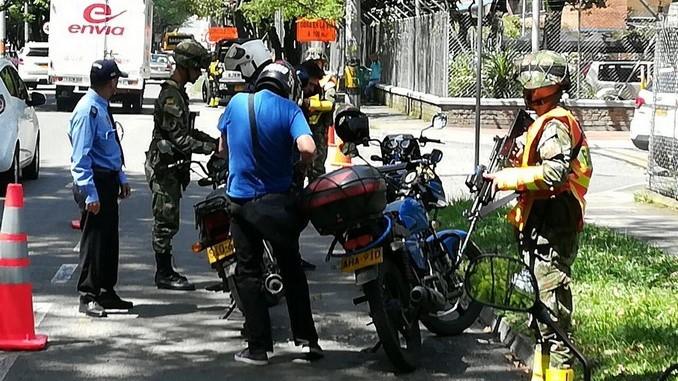 policia envigado