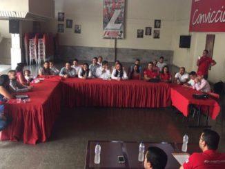 Jóvenes del Partido Liberal se reúnen en Medellín para analizar el futuro de la colectividad