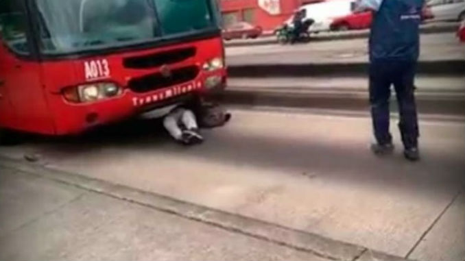 Accidente_Transmilenio