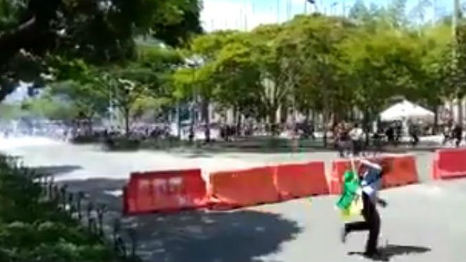 Disturbios_Marcha