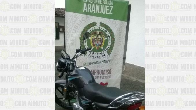Moto_Recuperada_Aranjuez
