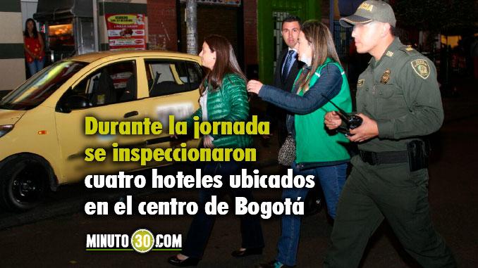 En Bogotá el Icbf recuperó a 34 menores de edad que serían víctimas de explotación sexual