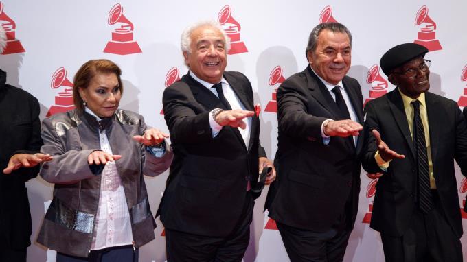 En Video El Arte Y El Salero De Los Del Río Enamoran En Los Grammy