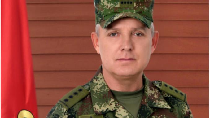 el general Alberto Mejía
