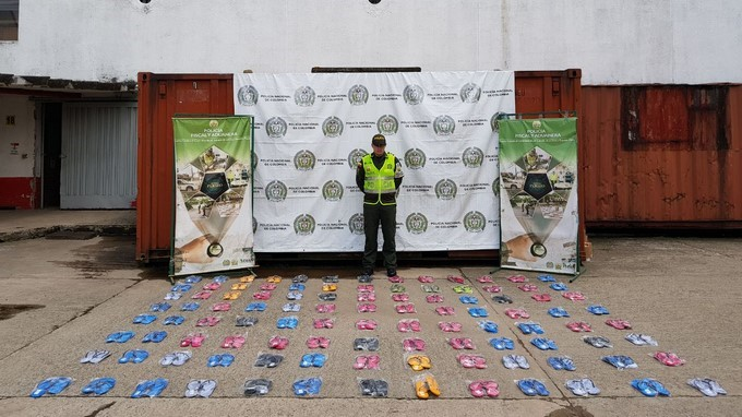 Mercancía de contrabando 4