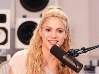 Shakira/ Tomada de Instagram: @shakira