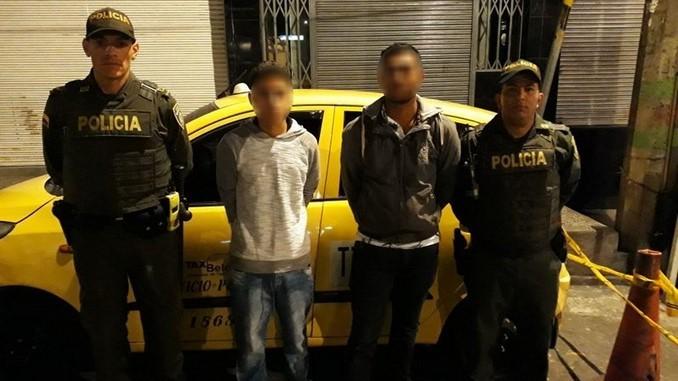 Capturados Ladrones1