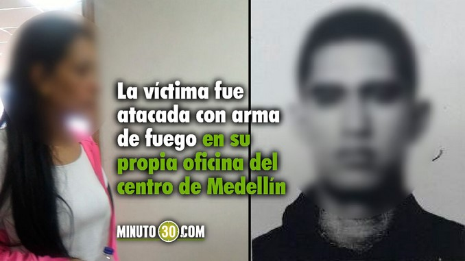 A prisión pareja que sería la responsable de atentado contra defensor público en Medellín