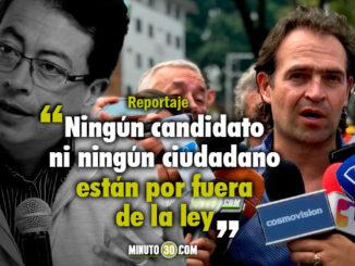 Alcalde de Medellín le solicitó a Petro y a todos los candidatos presidenciales que cumplan con las normas