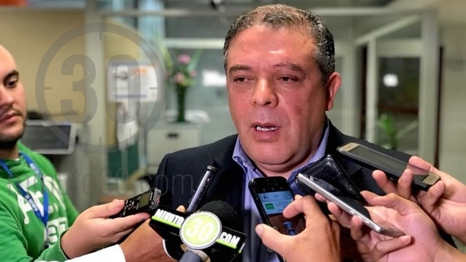 Bernardo Alejandro Guerra, concejal de Medellín