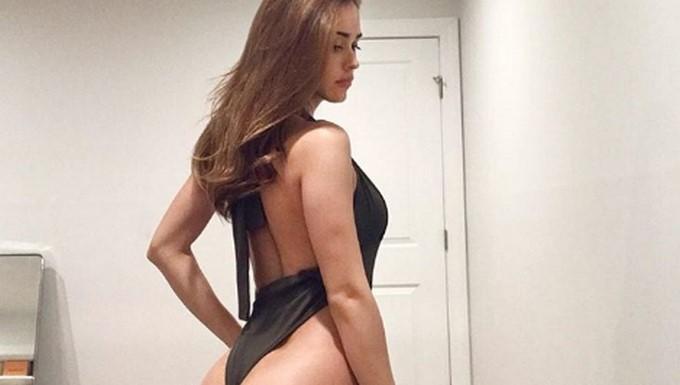El Trasero Desnudo De Yanet García Enloquece A Los Fans