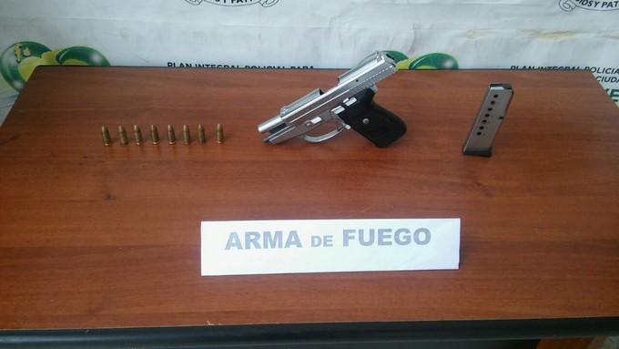 ARMA ENCONTRADA 2