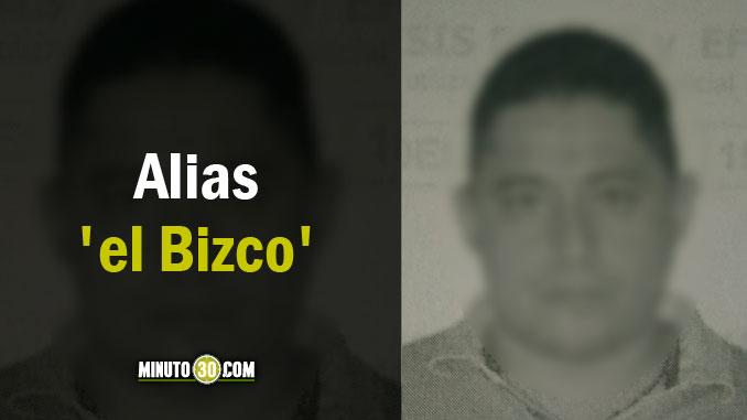Arley de Jesús Graciano Caro, alias 'el Bizco'
