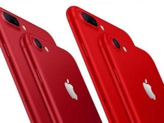 iPhone 8 y 8 Plus RED/ Propiedad de Apple