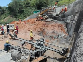 Así avanza la excavación de los túneles 17 y 18 del Túnel del Toyo