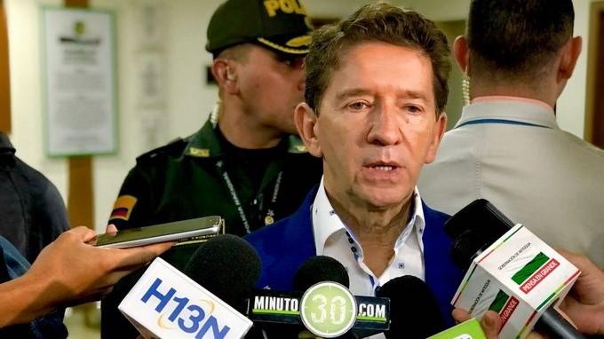 Luis Perez Gutierrez Gobernador de Antioquia 1