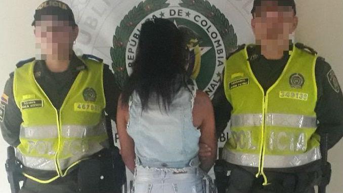Mujer_Capturada_Hurto