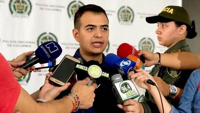 Secretario de Seguridad Andres Felipe Tobon Villada1