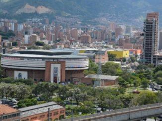 Panorámica de Medellín, La Macarena