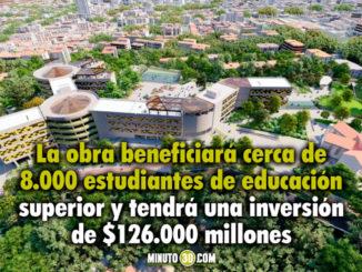 Inició el proceso para elegir al contratista para la construcción de la Ciudadela Universitaria de Occidente
