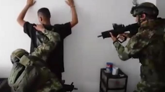 Ofensiva operacional ejercito clan golfo