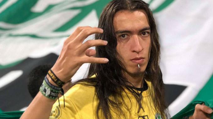 """Esteban Ortiz, conocido como """"Satanás"""""""