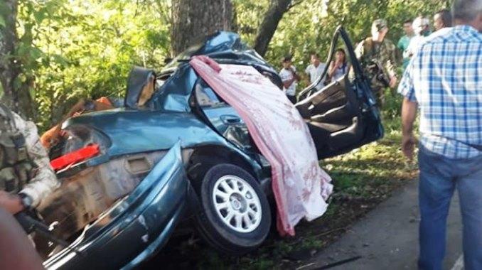 Aparatoso accidente en el Cesar dejó cuatro personas muertas