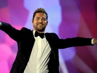 El cantante español David Bisbal. EFE/Archivo