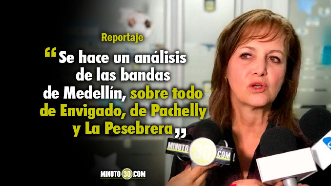 Caparrapos tendrían alianzas con bandas criminales de Medellín