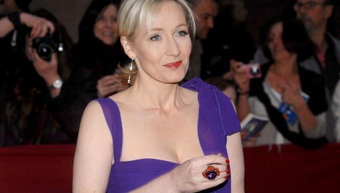 La escritora británica J.K.Rowling, autora de los libros de Harry Potter. EFE/Archivo