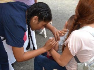 Sabaneta también se une a la jornada nacional de vacunación