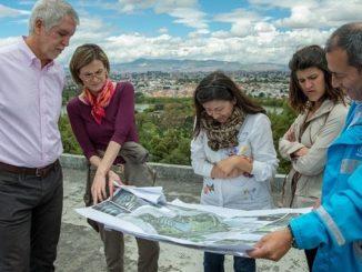 En diciembre iniciarán las obras del Parque Metropolitano La Cometa en Suba