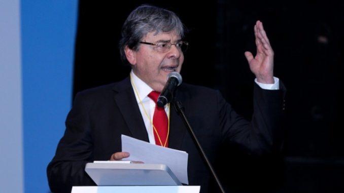 Carlos Holmes, canciller de Colombia