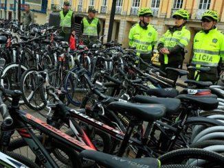Inició la 'entregatón' de bicicletas recuperadas en Bogotá