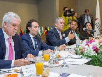 Alcaldes de ciudades capitales manifestaron su respaldo al presidente electo, Iván Duque
