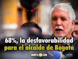 Gallup Poll: Peñalosa, el alcalde de Colombia con mayor desaprobación