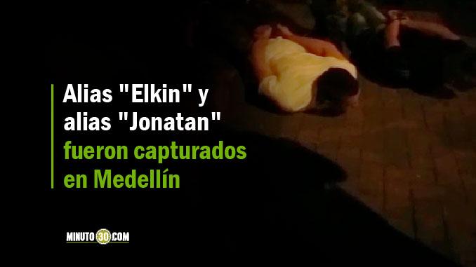 ALIAS ELKIN Y ALIAS JONATAN