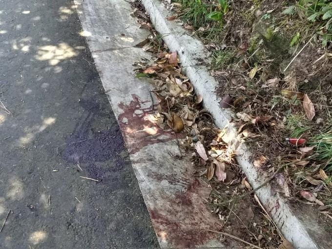 Asesinado en via Catedral Envigado 1