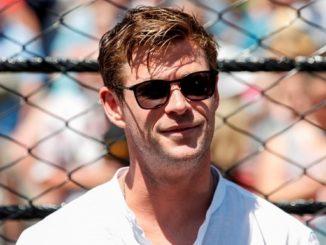 El actor Chris Hemsworth. EFEArchivo