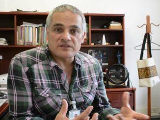 El decano de Ciencias Sociales y Humanas de la Universidad de Antioquia, Hernando Muñoz Sánchez