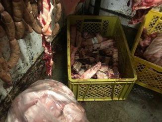 Cerraron dos carnicerías en Bello por contaminación y condiciones sanitarias deficientes