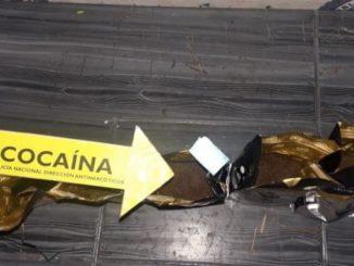 Escondida en bolsas de café y en artículos deportivos, así pretendían enviar cocaína desde Bogotá a España