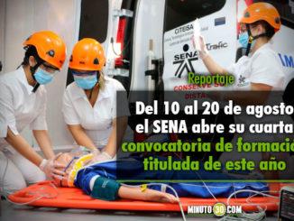 En Antioquia hay disponibles más de 10 mil cupos para estudiar en el SENA