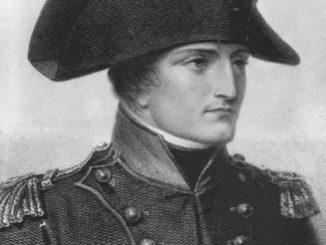 Retrato del Emperador Napoleón Bonaparte. EFE/Archivo