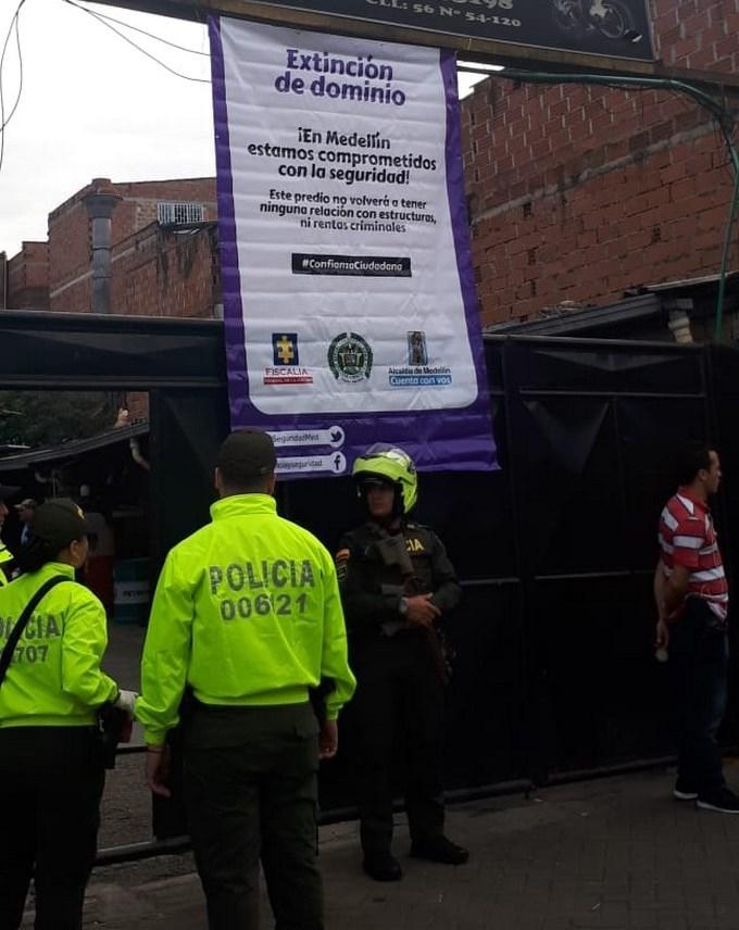 Personería acompañó el megaoperativo en el 'Bronx' de Medellín