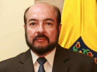 exsecretario de Movilidad de Bogotá, Rafael Rodríguez Zambrano.