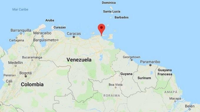 Resultado de imagen para temblor en venezuela