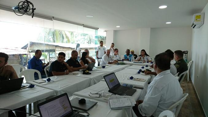 Avanza la Cuarta Mesa de Playas y Litorales Seguros de Antioquia
